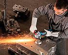 Угловая шлифмашина Bosch Professional GWX 17-125 S + пылезащитный фильтр (06017C4002F), фото 4