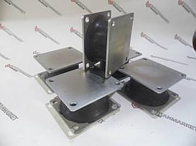 Виброопоры / подушки Dynapac 345215 (345315, 374244) для катков Dynapac CC10, CC105, CC222, CC322, 4700345215, фото 3