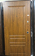 Двері GALICIA СБ 055 МОНОЛІТ дуб золотий вулиця 960 Лів