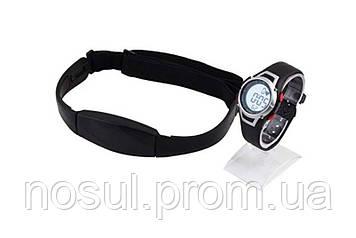 WDT13901 Часы пульсометр с нагрудным датчиком ритм сердцебиение кардио