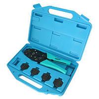 Набор щипцов Whirlpower 177-0105 для обжима проводов 5 ед. в пластиковом кейсе