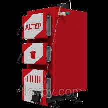 Твердотопливный котёл длительного горения Альтеп Классик 10 кВт, фото 3