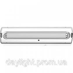 Светодиодный светильник аварийный MALDINI-3 16W