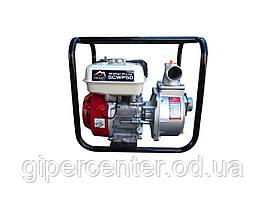 Мотопомпа бензиновая Vulkan SCWP50H для чистой воды с двигателем Honda GX 160