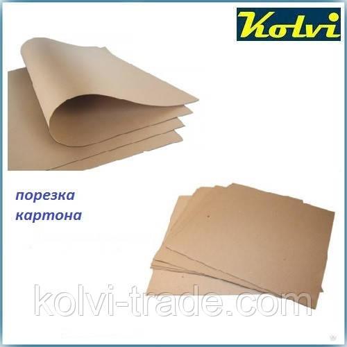Упаковка тара картон