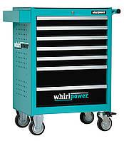 Ящик-тумба для інструментів Whirlpower A04-7 металевий