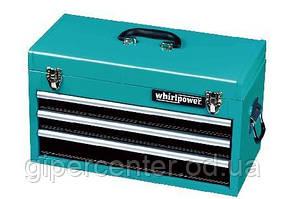 Скринька для інструментів Whirlpower A21-3 металевий