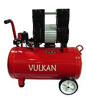 Компрессор Vulkan IBL24LOS безмасляный, 1,6 кВт, 24 л, фото 1