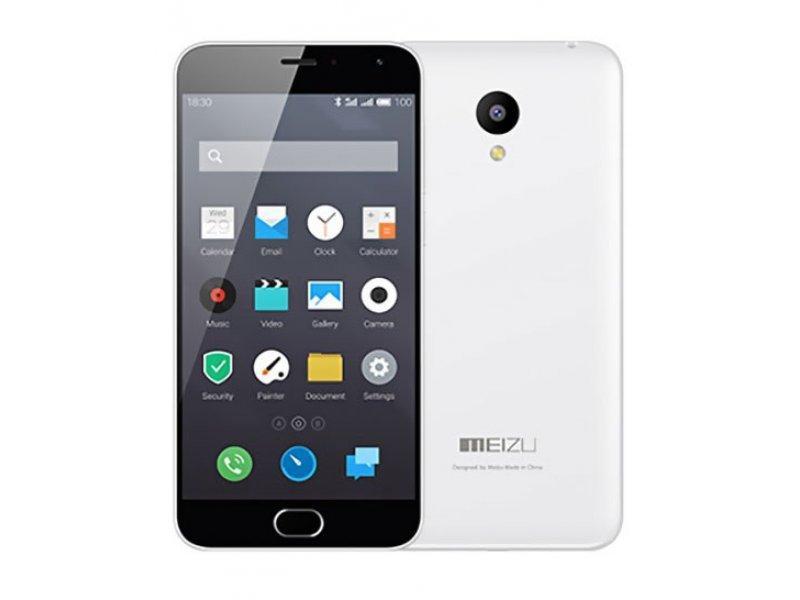 Смартфон Meizu M2 16 Gb White Stock A-