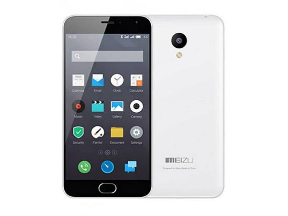 Смартфон Meizu M2 16 Gb White Stock A-, фото 2