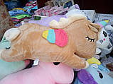 Плед детский + игрушка единорог и подушка 3в1 оптом, фото 2