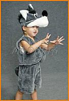 Карнавальные детские костюмы | Костюм Волчонка для мальчика
