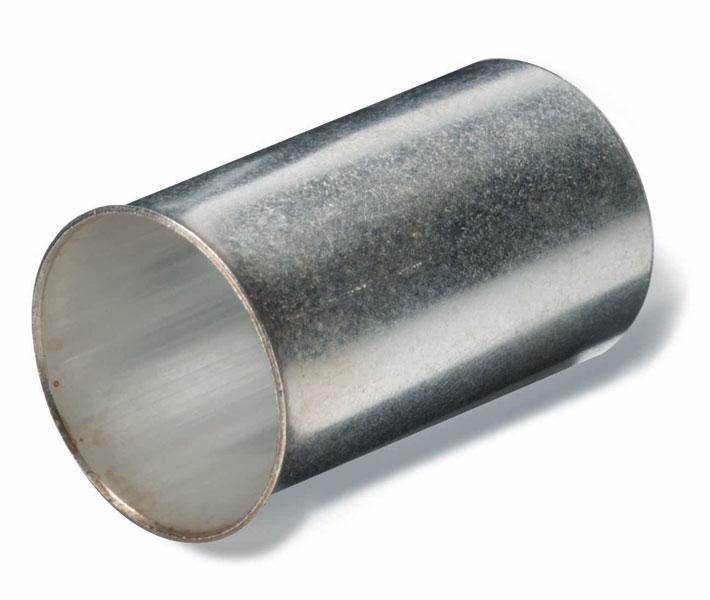 Сполучні неізольовані втулки відповідно до DIN 46228 1 ч.