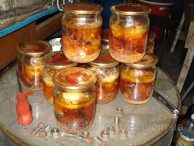 Производство консервов в домашних условиях.
