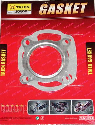 Набор прокладок ЦПГ Yamaha Jog-50cc 3KJ, фото 2