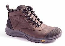 Ботинки мужские коричневые Vortex 731