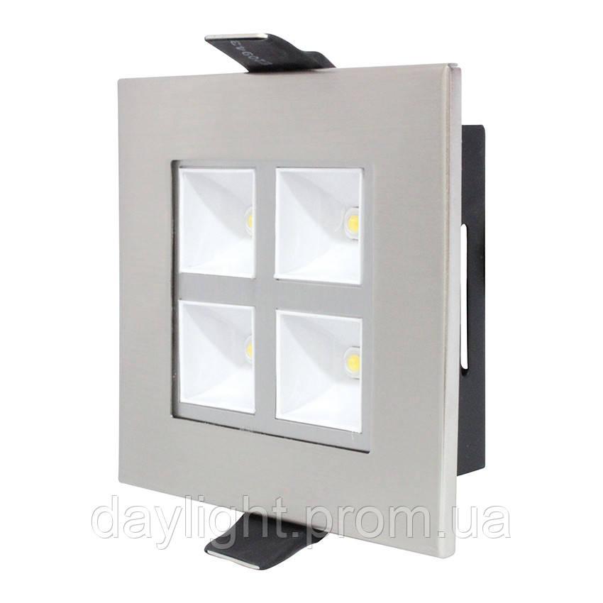 Светодиодный светильник HL680L 4W 2700K