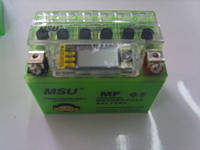 Аккумулятор 4ah гелевый 10hr  хонда msu c жк монитором