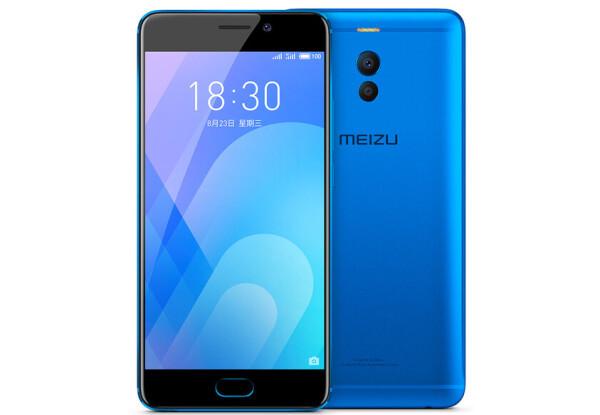 Смартфон Meizu M6 Note 3/16 Gb Blue Stock B-