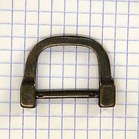 Ручкодержатель верхний антик для сумок t4396 (8 шт.)