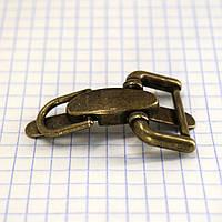 Ручкодержатель верхний антик для сумок t4980 (2 шт.)