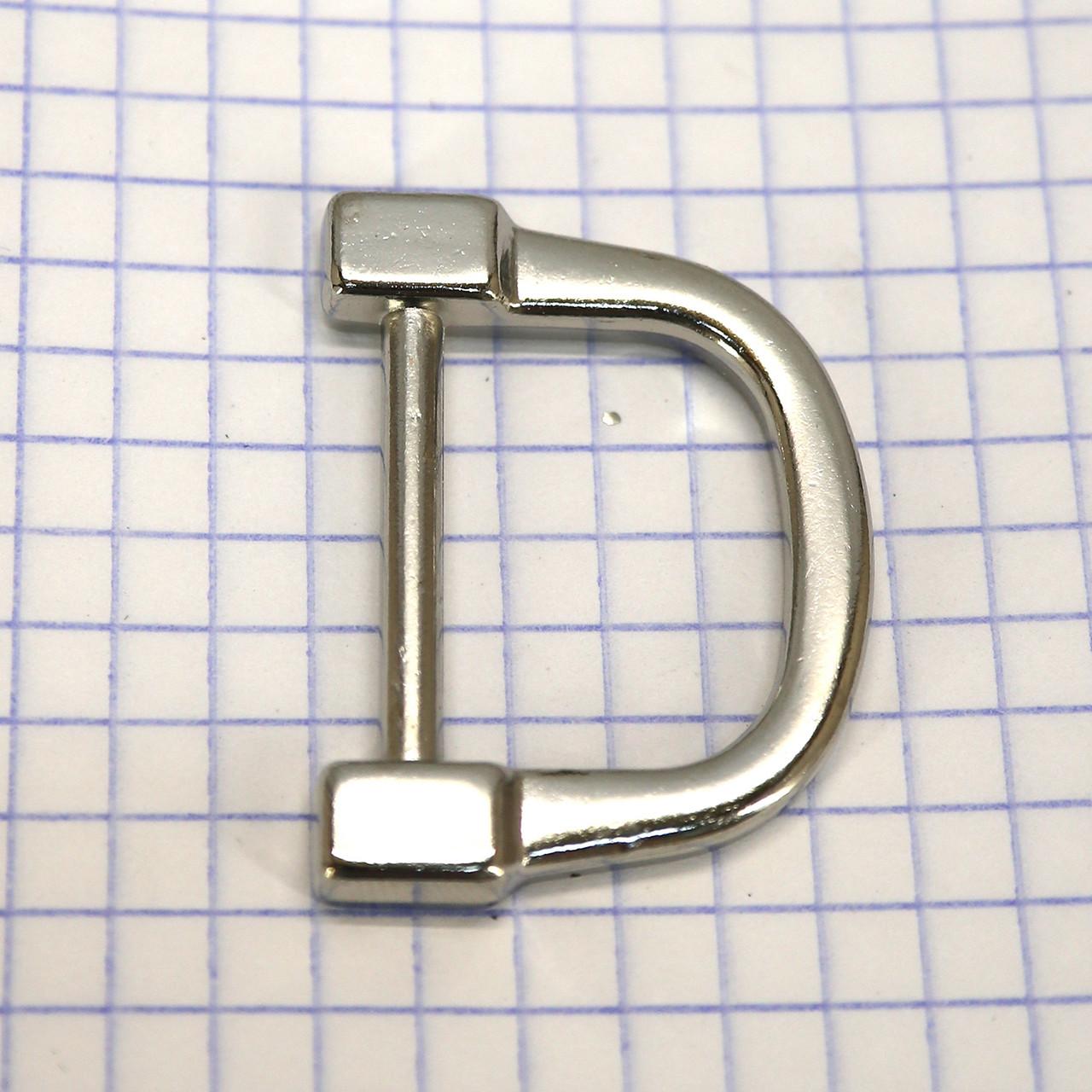 Ручкодержатель верхний никель для сумок t4396 (4 шт.)