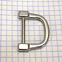 Ручкодержатель верхний никель для сумок t4396 (8 шт.)