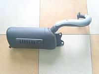 Глушитель хонда 24 27 18