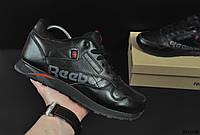 Кроссовки мужские черные в стиле Reebok concept sample 001 код 20509, фото 1