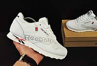 Кроссовки женские белые в стиле Reebok concept sample 001 код 20506, фото 1