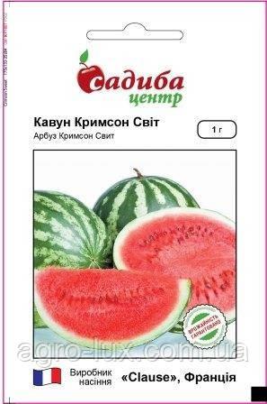 Семена арбуза Кримсон Свит 1 г
