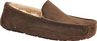 Угги-мокасины мужские оригинальные UGG Ascot Suede коричневые, фото 1