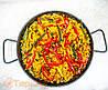 Сковорода паэльера з шліфованої сталі 40 см, фото 5