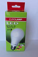 Лампа светодиодная мягкий свет LED A60 10W E27 3000К