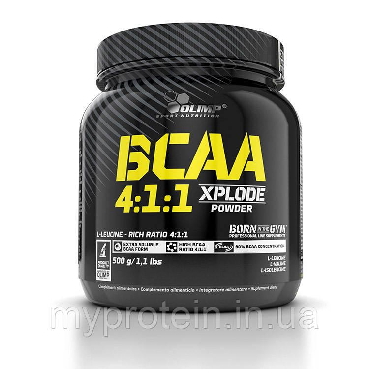 OLIMP Бца Олимп BCAA 4:1:1 Xplode (500 g )