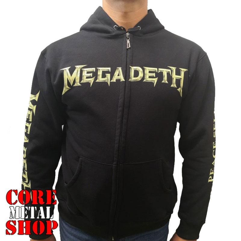 Толстовка Megadeth - Peace Sells... but Who's Buying?