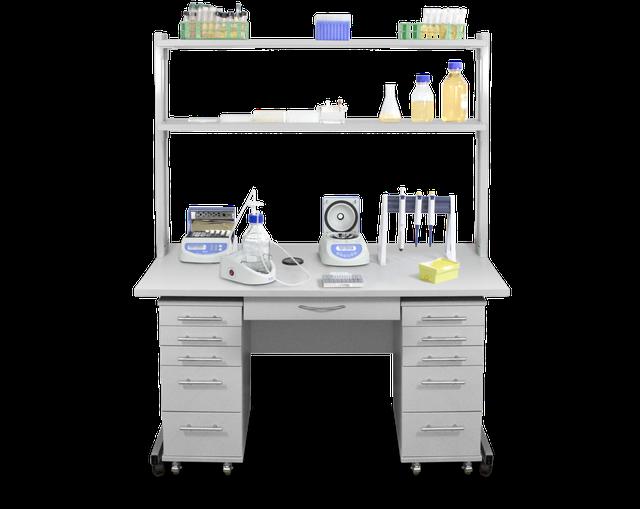 Лабораторная и медицинская мебель