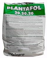 Плантафол 20.20.20 - водорастворимое комплексное удобрение для листовой подкормки 5 кг
