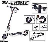 Електросамокат Scale Sports SS-11 Titan Білий