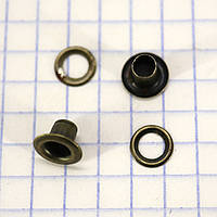 Люверс 3 мм антик a3803 (1000 шт.)