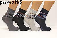 Детские носки стрейчевые компютерные Onurcan б/р 5  0216
