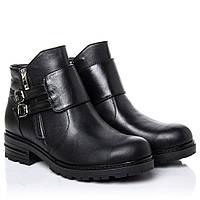 Ботинки La Rose 2264 36(24 см) Черная кожа, фото 1
