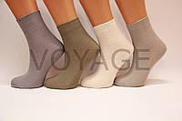 Детские носки средние с хлопка в сеточку Стиль 7 темные ассорти