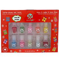 SuncoatGirl, Набор мини-лаков для ногтей Merry Mini, Mani, 10 шт., официальный сайт, SUG-00977