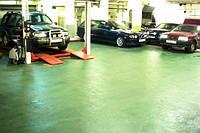 Гумове покриття для гаражів, паркінгів – Еквестрімат/Резиновое покрытие для гаражей, паркингов - Эквестримат