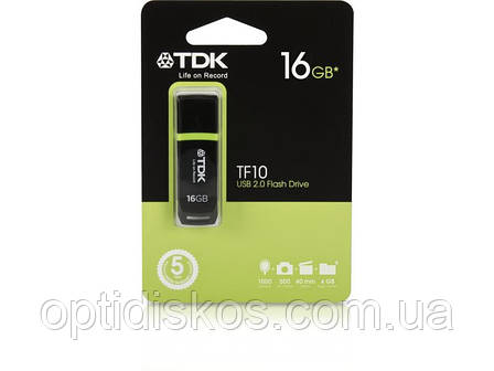 Флешка TDK TF10, 16Gb, фото 2