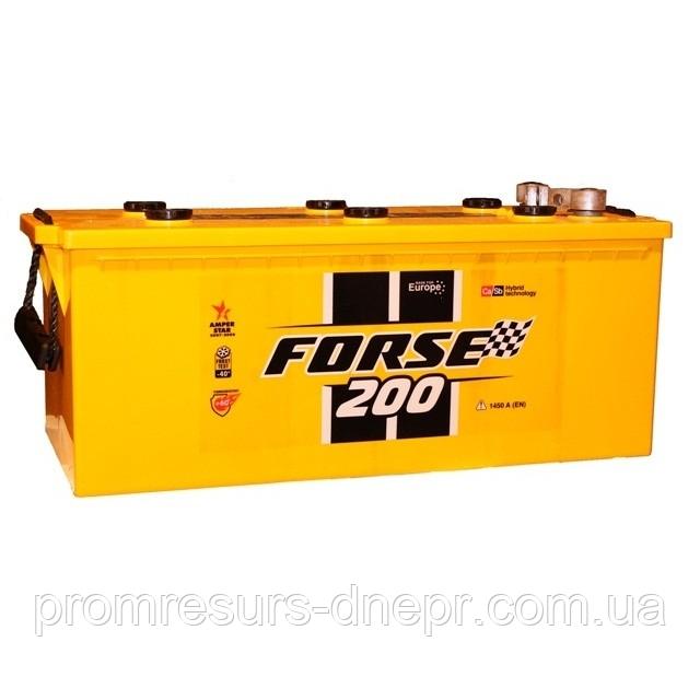 Акумулятор автомобільний 6СТ-200 Forse,Westa,Inter