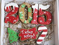 Пряники новогодние. Наборы пряников, фото 1