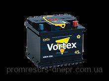 Аккумулятор автомобильный 6СТ-45 Vortex