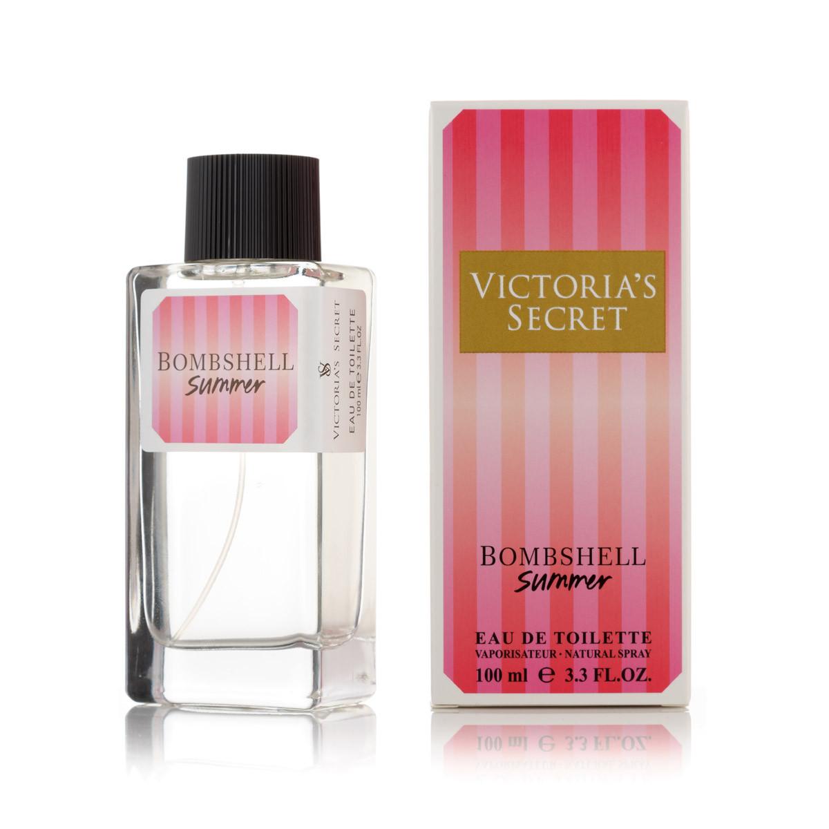 100 мл туалетная вода Victoria's Secret  Bombshell Summer (Ж)